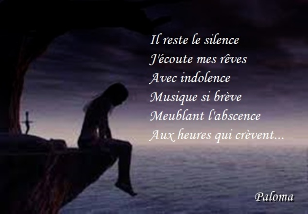 Indolence...