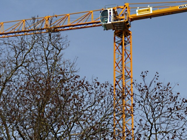 Grue de chantier 3 mp1357 2011