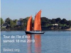 Le Tour de l'Ile d'Arz - Samedi 18 mai 2019