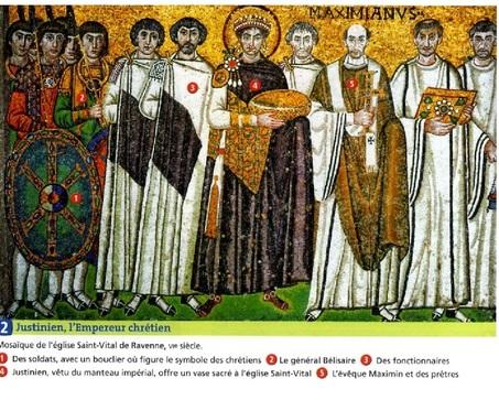 Byzance et l'Europe carolingienne (VIe- XIIIe siècle)