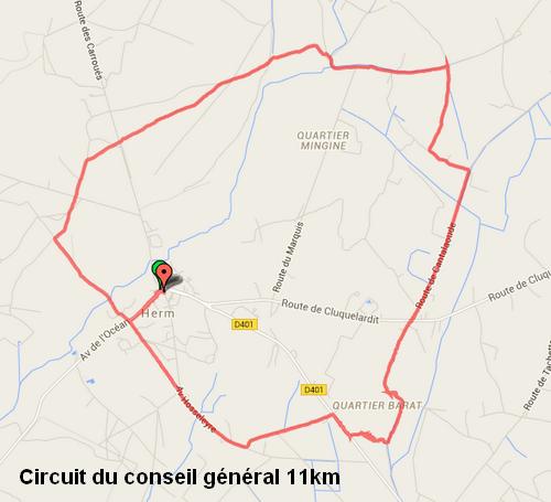 Circuit d'Herm