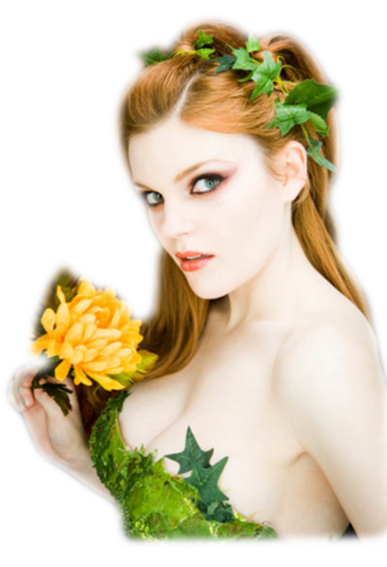 Femmes Fleurs