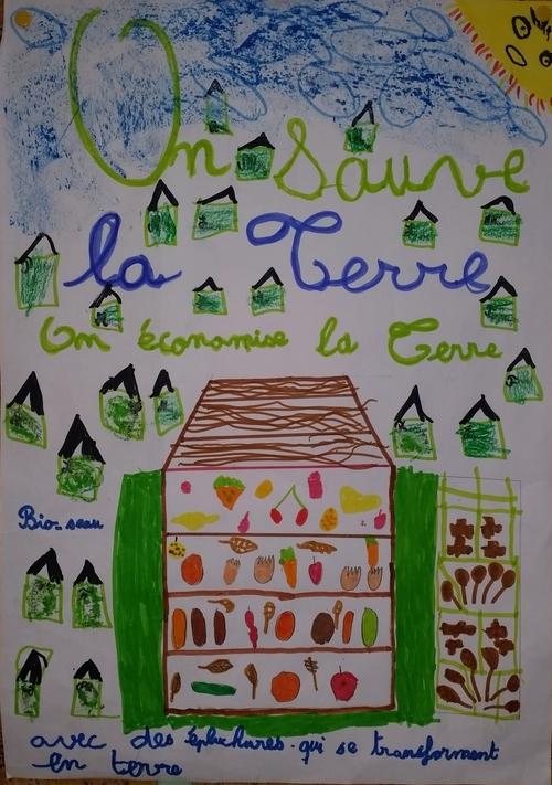Faites du Compost : Réalisation des affiches de promotion