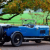 1925 Sunbeam 3 Litre Super Sports  Twin Cam  Tourer 3