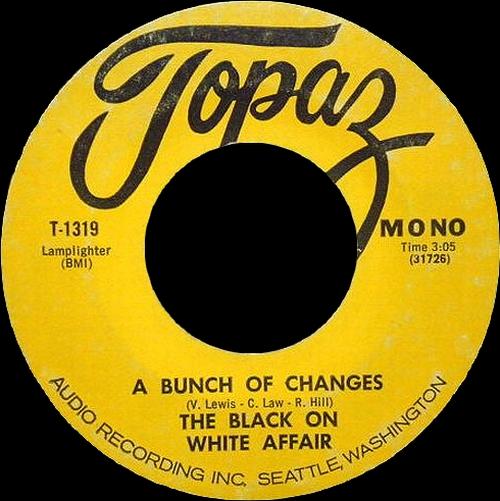"The Black On White Affair : CD "" The Black On White Affair "" SB Records EP 04 [ FR ]"