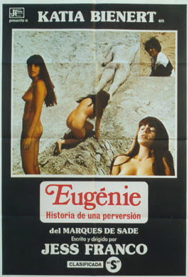 Eugenie. Historia de una perversion / Wicked Memoirs of Eugenie. 1980.