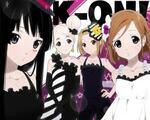 chanson + image du manga K-ON !