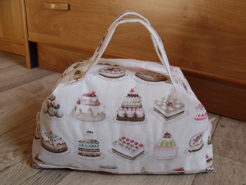Sac valisette Gourmandise