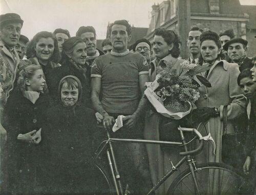 1949 : détail sur cintre