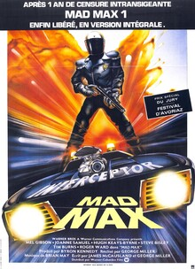 MAD MAX BOX OFFICE 1982