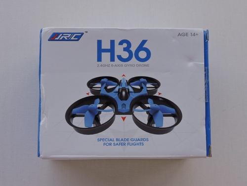 JJRC - H36 gris