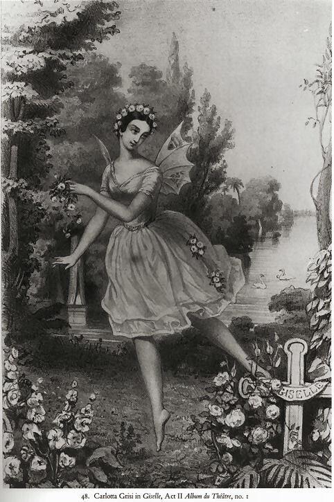 Carlotta Grisi - Giselle