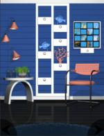Color Room: Ocean Blue - Amajeto