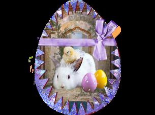 Oeufs de Pâques 2017