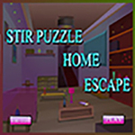 Solution Stir Puzzle Home Escape
