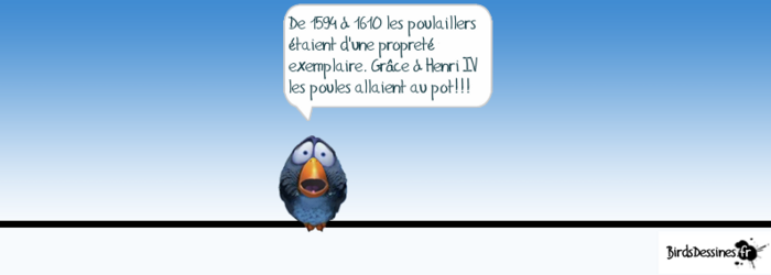 Les birds pour rigoler !....