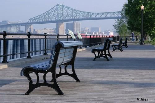 Québec 1967 : Le pont Jacques Cartier à Montréal