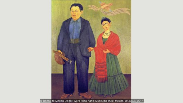 FRIDA KAHLO AND DIEGO RIVERA - BBC- CULTURE