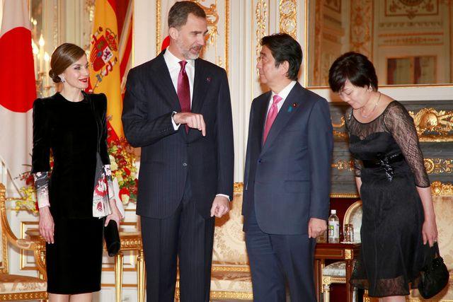 Avec le premier ministre