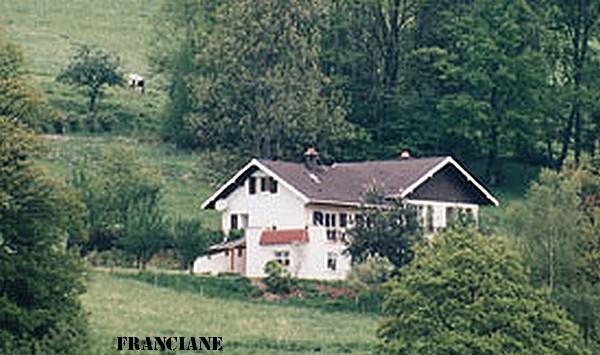 blog en pause une dizaine de jours pour cause vacances dans les Vosges  : à bientôt !