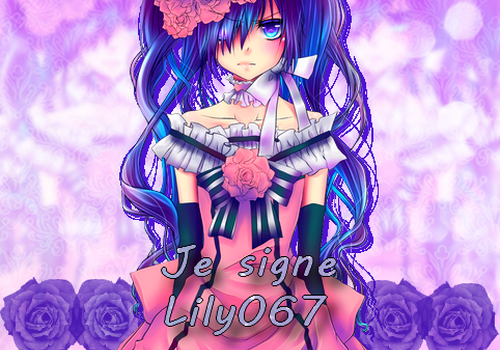 Signature Lady Ciel