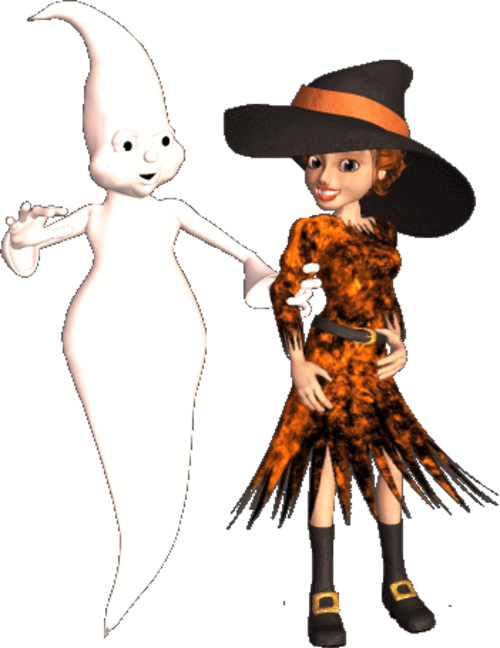 Personnage d' halloween 9