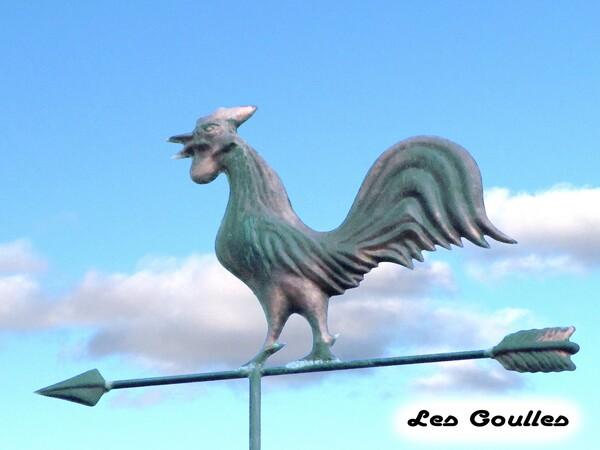 Les coqs de clochers des cantons de Montigny sur Aube (2)