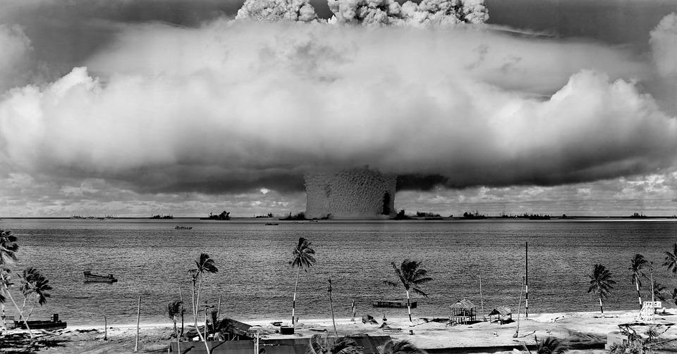 Essai D'Armes Nucléaires, Arme Nucléaire, Test D'Armes