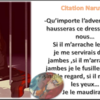 Citation Naruto by G-M