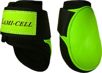 protége tendons  protége boulets MIRAGE vert jade/aubergine LAMI-CELL