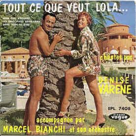 Denise VARENE et Claude FRANCOIS