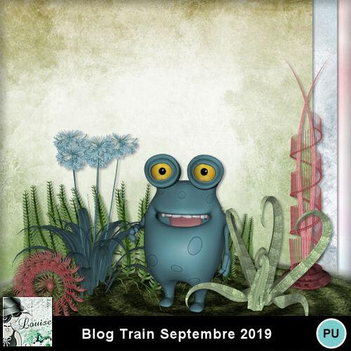 Blog Train My Memories septembre 2019