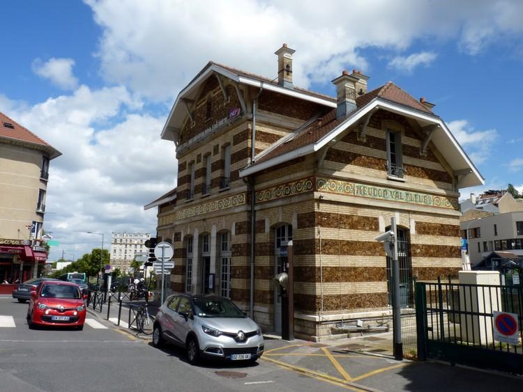 Gare de Meudon-Val Fleury