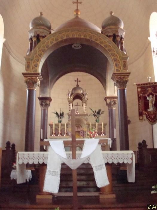 Bretagne, Ille-et-Vilaine, Loheac, Eglise St-Andre