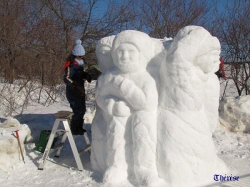 Montréal fête des neiges (8)