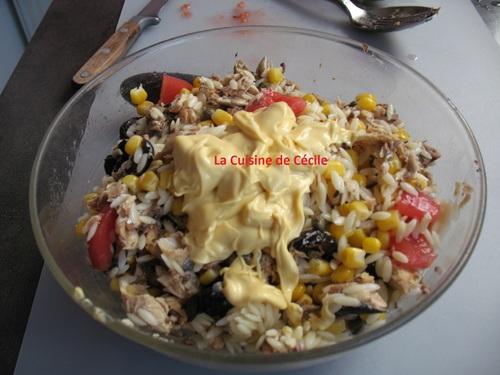 Salade de Riso