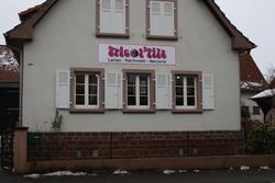 Chez Sandrine.