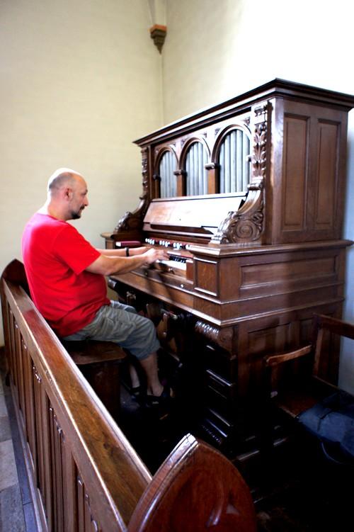 Harmonium de Magny-Lambert