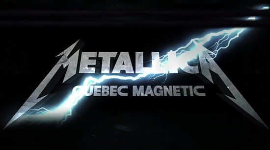 METALLICA_Logo_Quebec Magnetic
