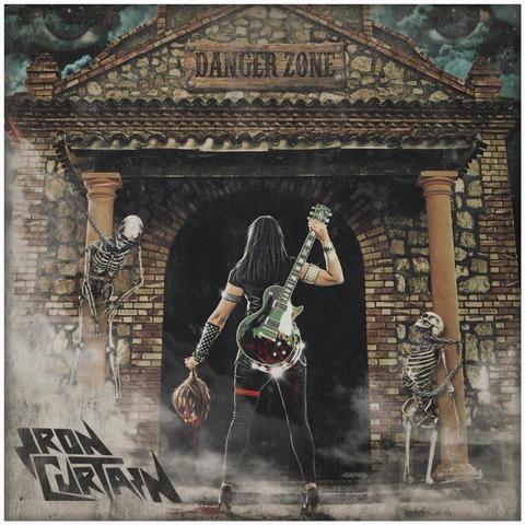 "IRON CURTAIN - ""Rock Survivor"" Promo Video"