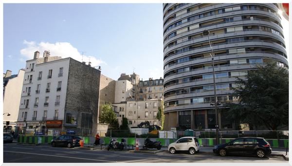 Quartiers de Paris. 13ème arrondissement.