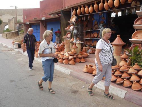 Marrakech, Safi.