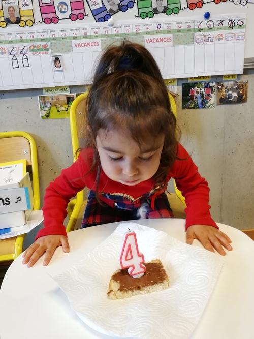 Les 4 ans de Lina
