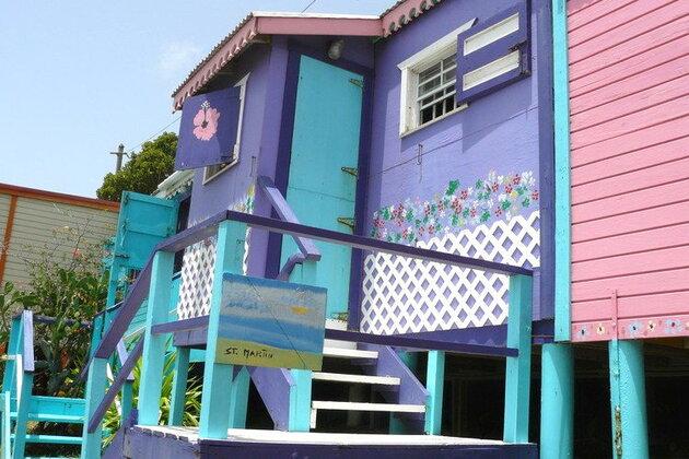 Maisons pleines de couleurs