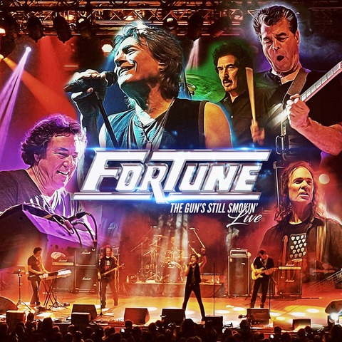 "FORTUNE - Les détails du nouveau CD/DVD live The Gun's Still Smokin' Live ; ""Freedom Road"" Clip Live"
