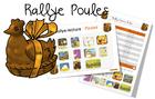 Rallye-lecture Poules