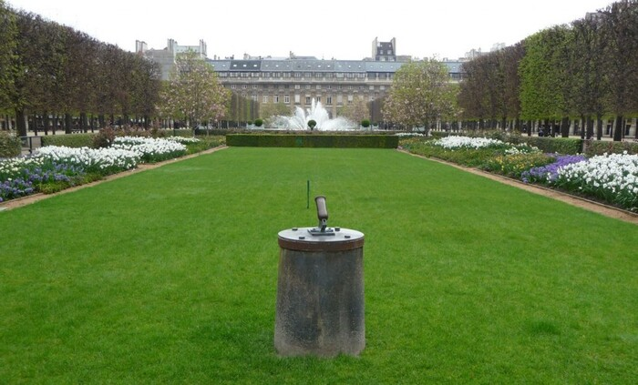 Les secrets du Palais-Royal