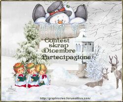 """Attestati di Partecipazione dei Contest sul Forum di """"CleoGraphic"""""""