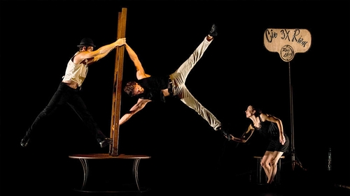 "Spectacle ""Roue libre"""