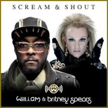 Scream & Shout -  will.i.am ft Britney Spears